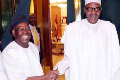 President Buhari Hails Bisi Akande As He Turns 78 Years