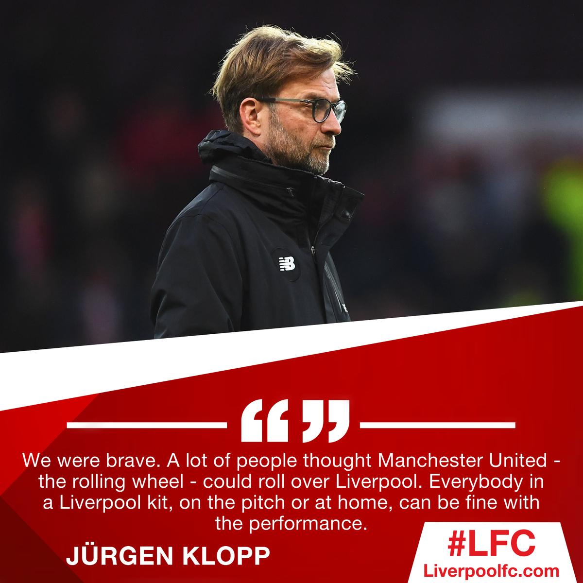 Yes, Jürgen. 🙌  #MondayMotivation https://t.co/CbMBasoxvH