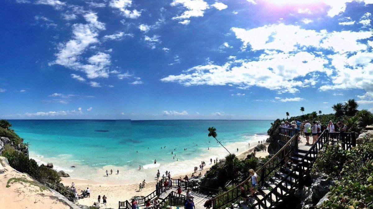 Playa del Carmen: senza il suo paradiso non é Caraibi (Messico)