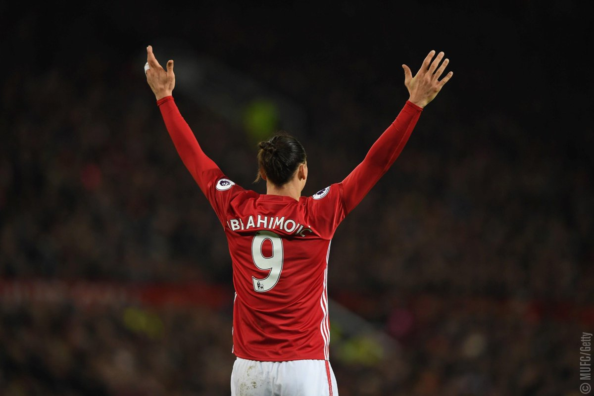 #MondayMotivation from @Ibra_official: