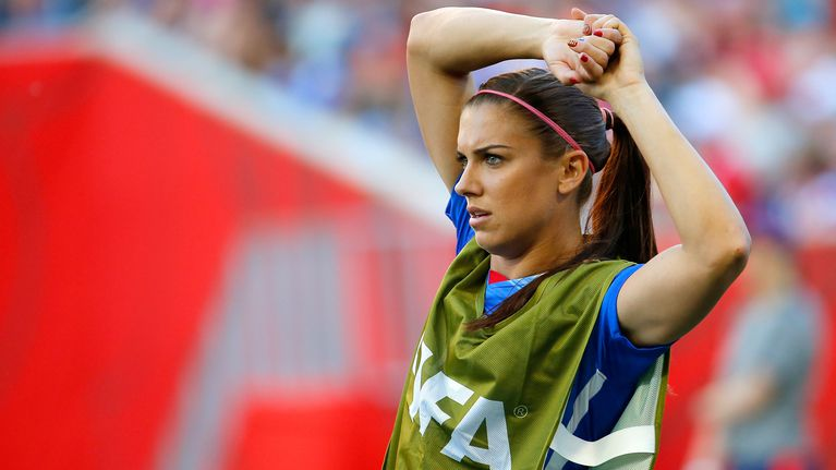 Alex Morgan says the USWNT is willing to strike – but how likely is it? @caitlinmurr: https://t.co/JyUrvG16wx https://t.co/ySirFIRGP6