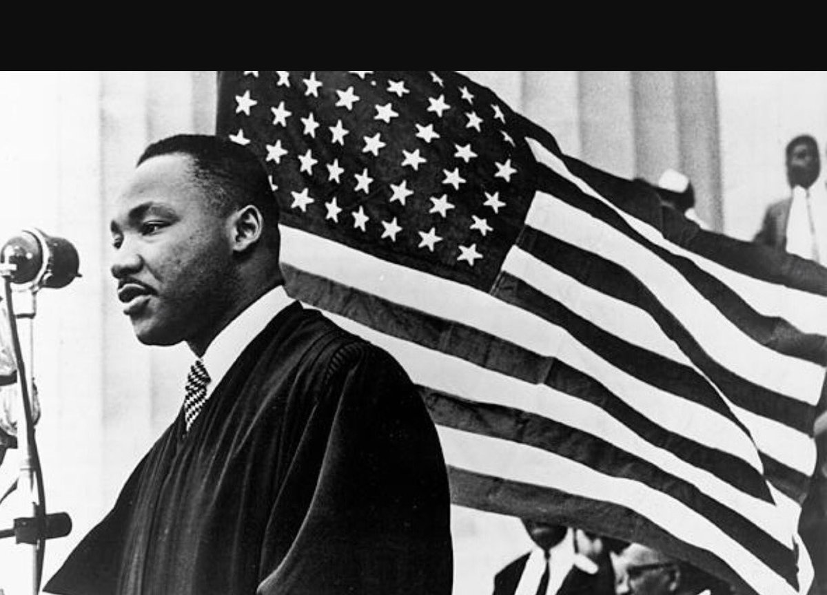 Honoring your life and legacy today! Thank you for paving the way for us. #MLKDAY https://t.co/1MG0EgqI3H