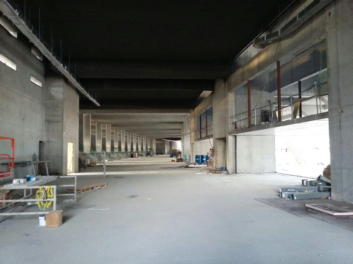 3 aprobaciones for Puerta 3 wanda metropolitano