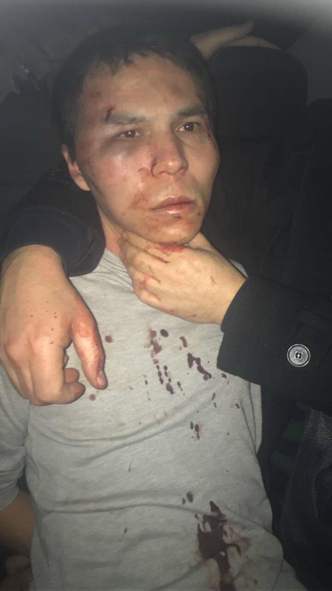 Le militan de daesh qui a fait l&#39;atentant à la boîte de nuit le jour de l&#39;an en Turquie ,a était attraper aujourd&#39;hui  #Turquie  <br>http://pic.twitter.com/g7GJCE8ylF
