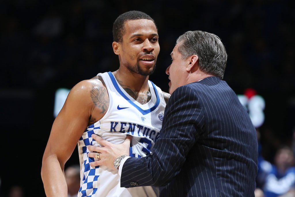 Kentucky S Malik Monk Named Ap Sec Player Of The Year: Tyler Ulis (@tulis3)