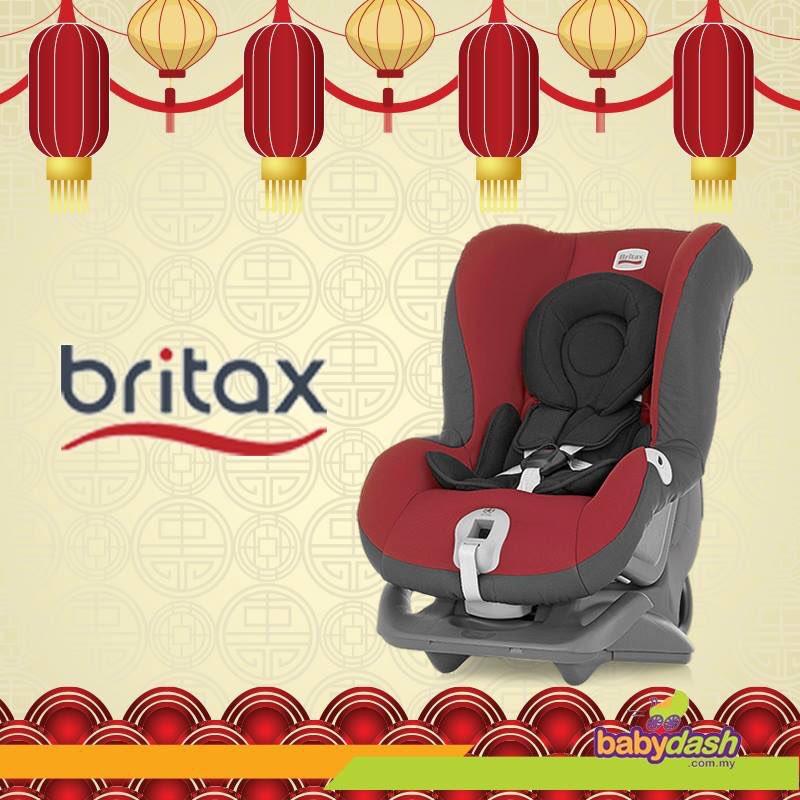 Britax First Class Plus Car Seat Manual