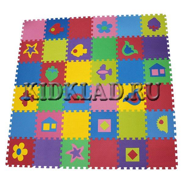 развивающий коврик для детей от 0 до 3 лет цена