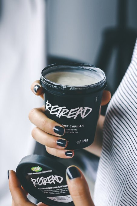 "LUSH ACONDICIONADOR ""RETREAD"""