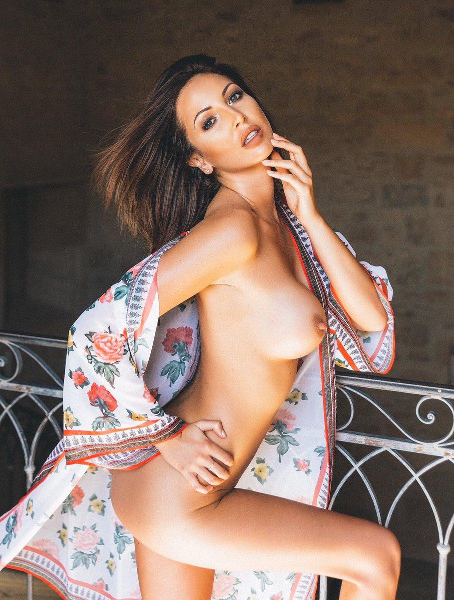 Adria Arjona Topless
