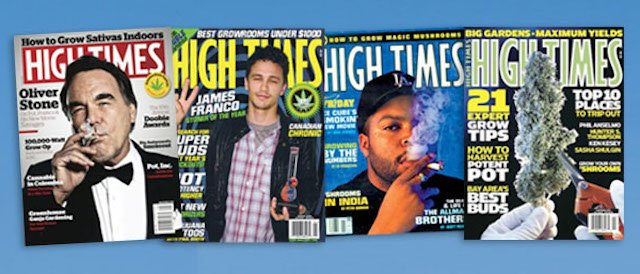 High Times Magazine Is Moving To Los Angeles