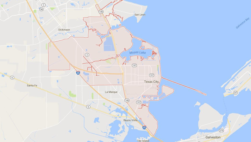 Chemical spill at refinery causes odor in Texas City.