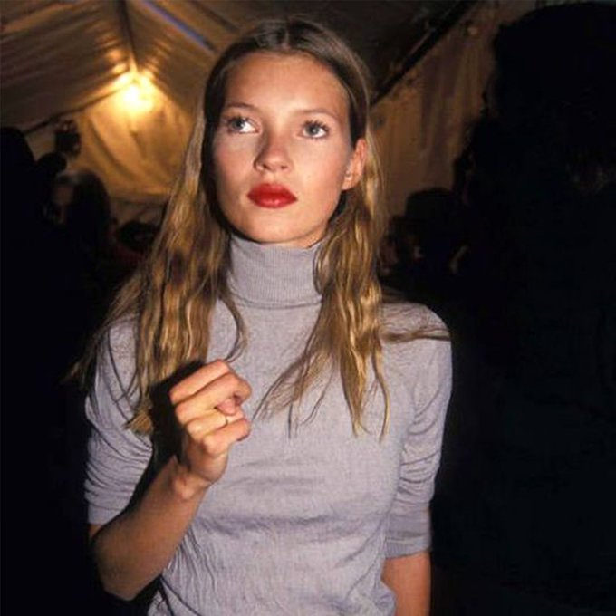 Happy Birthday to this babe & true icon Miss Kate Moss!
