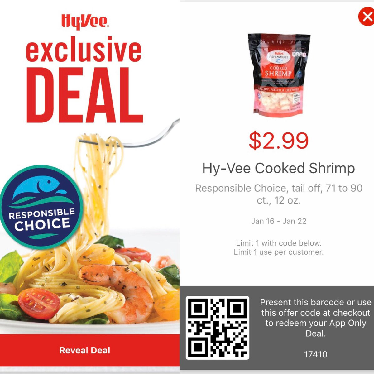 What are you waiting for? Download our Hy-Vee app to unlock weekly exc...