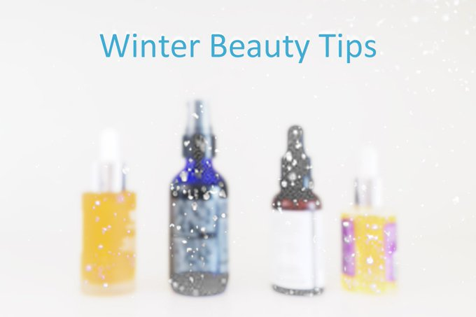 7 Winter beauty tips for an healthy skin