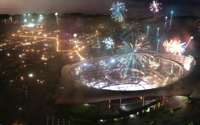 L.A. Olympics Could Include Two Opening Ceremonies That Span The City