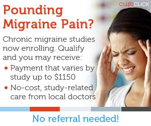 #Migraine meds not working? Local #headache studies enrolling now. Learn more. https://t.co/Tz5fhqYhIL https://t.co/kapzm5lOrZ