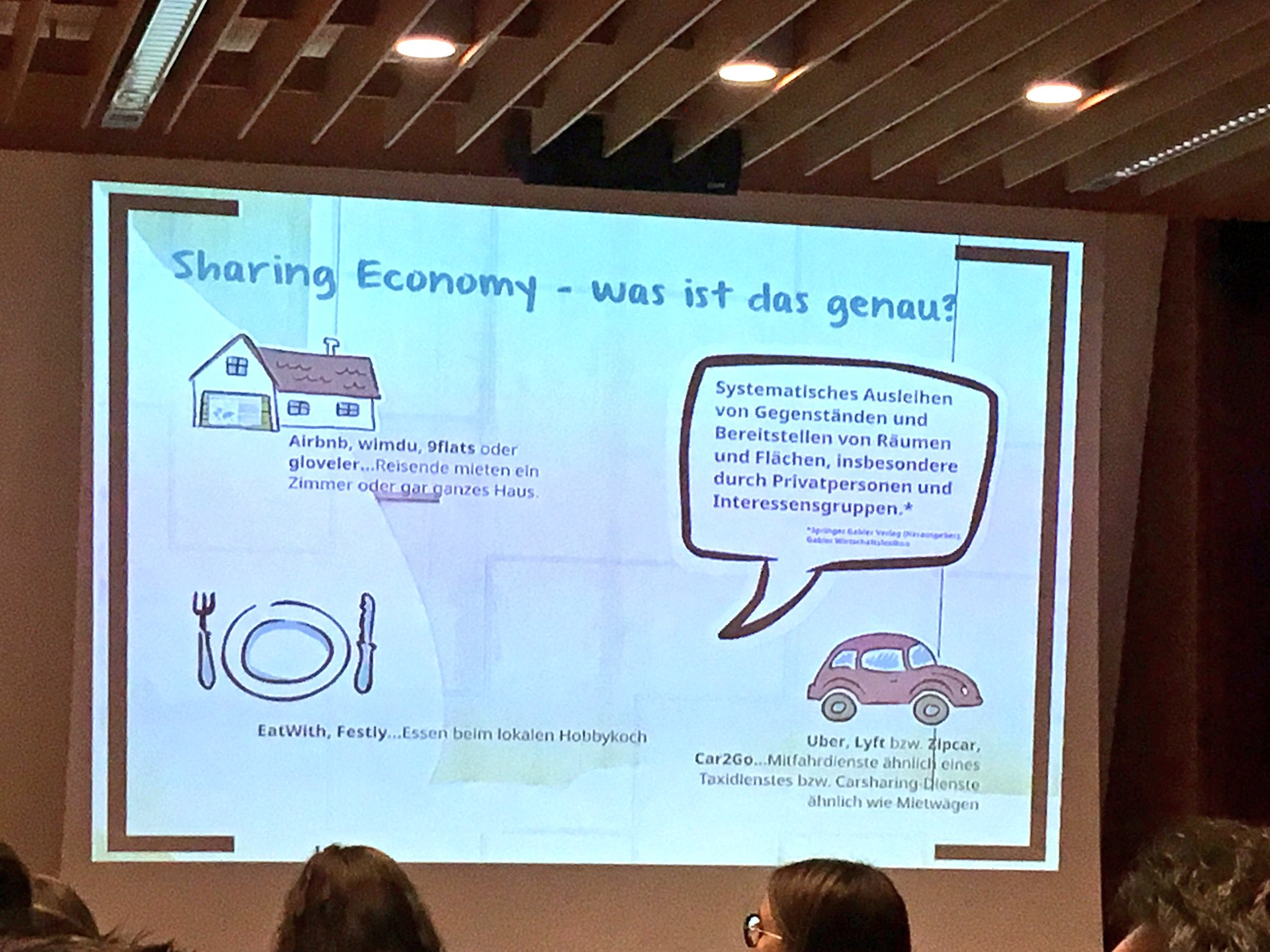 #tmcbz Definition: was ist Sharing Economy? https://t.co/T8DPYysvcE