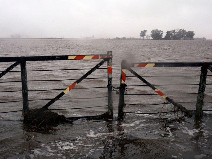 Resultado de imagen para inundaciones en argentina 2017