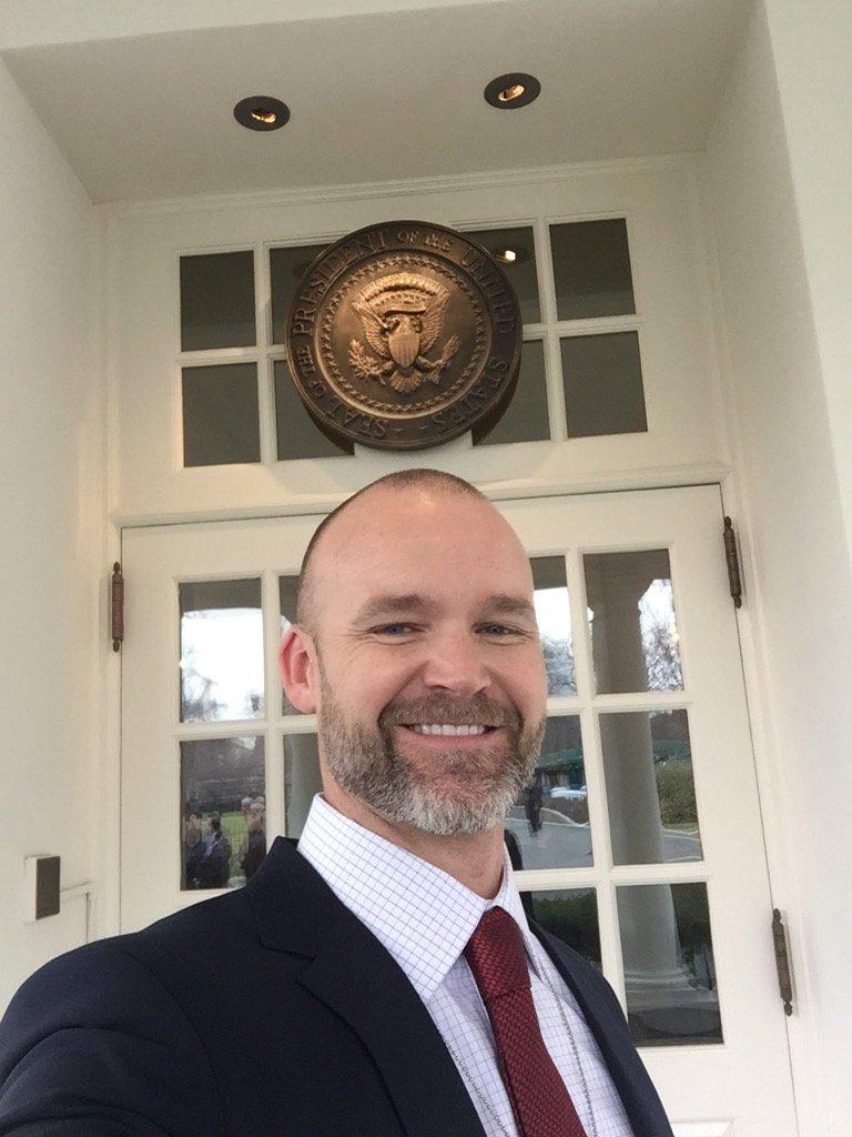 West Wing selfie 🤳 https://t.co/xPj5h1Fvr1