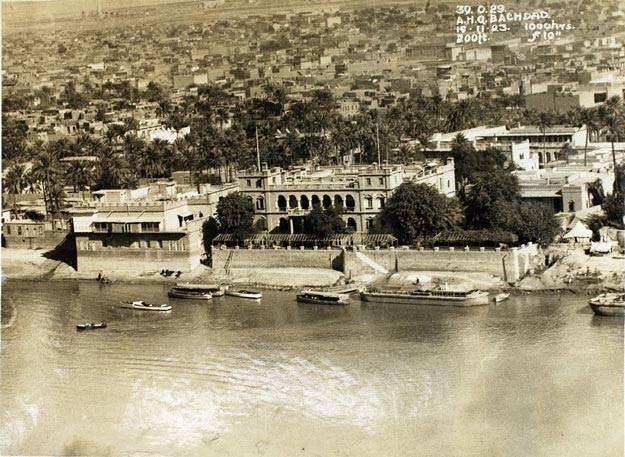 شاطئ نهر دجلة  C2USDA6VQAANhhW