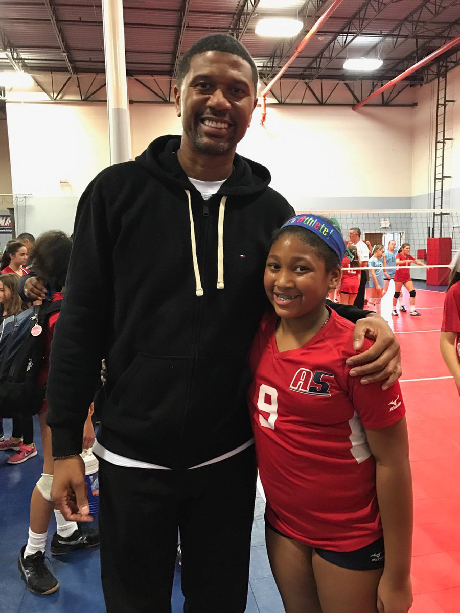 "Jalen Rose on Twitter ""Proud my daughter won her Championship"