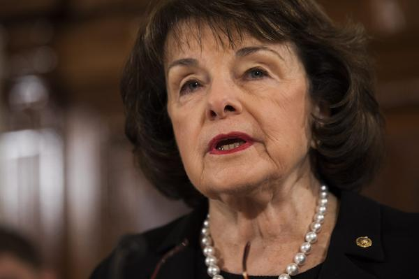 Sen. Dianne Feinstein says Russian involvement changed the outcome of the election
