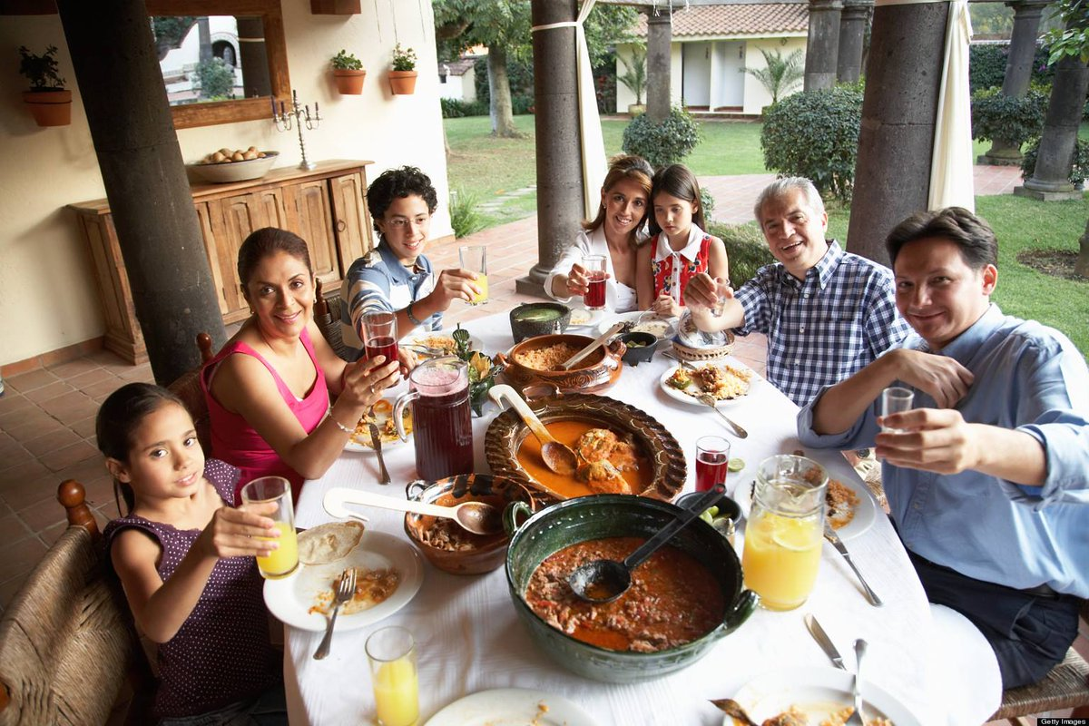 Latino culture and dating and family