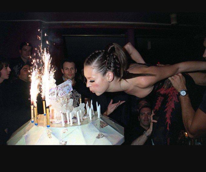 Happy Birthday Kate Moss. You rock!
