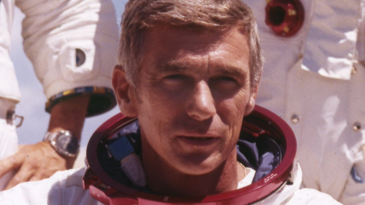 THIS JUST IN: Gene Cernan, the last man to walk on the moon, has died at 82, @NASA announced