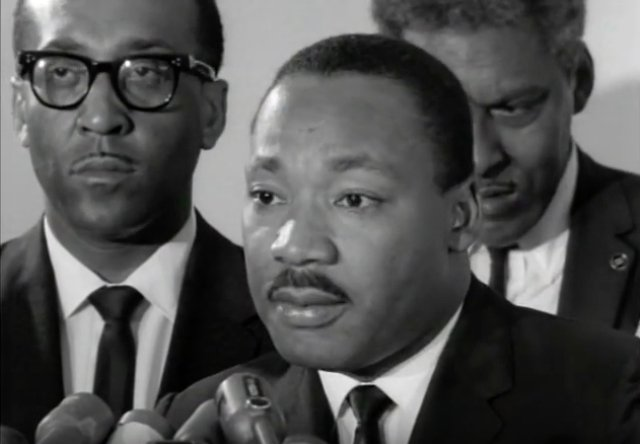 Dr. Martin Luther King Jr. Address Los Angeles After The Watts Riots
