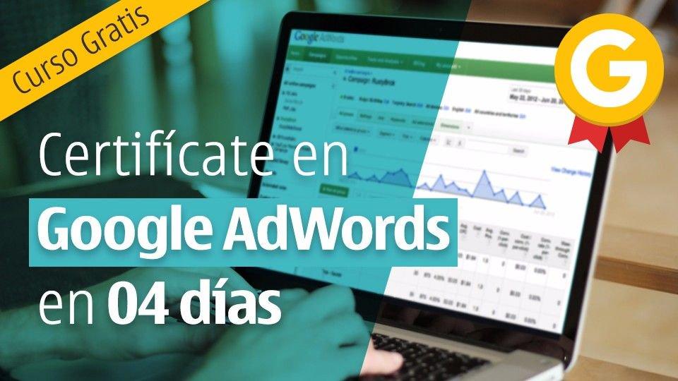 Certificate #gratis en #GoogleAdwords y aumenta tus oportunidade laborales #SiHayTrabajo  http:// buff.ly/2iAE66U  &nbsp;  <br>http://pic.twitter.com/Hd69JLlq4H