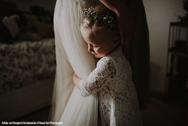 Pretty, intimate and poignant: The best wedding photos of the year