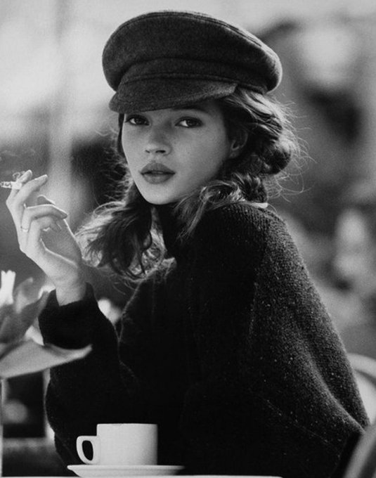 Happy birthday to the one and only, Kate Moss