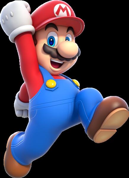 Mario i Princeza - IGRE ZA DVOJE