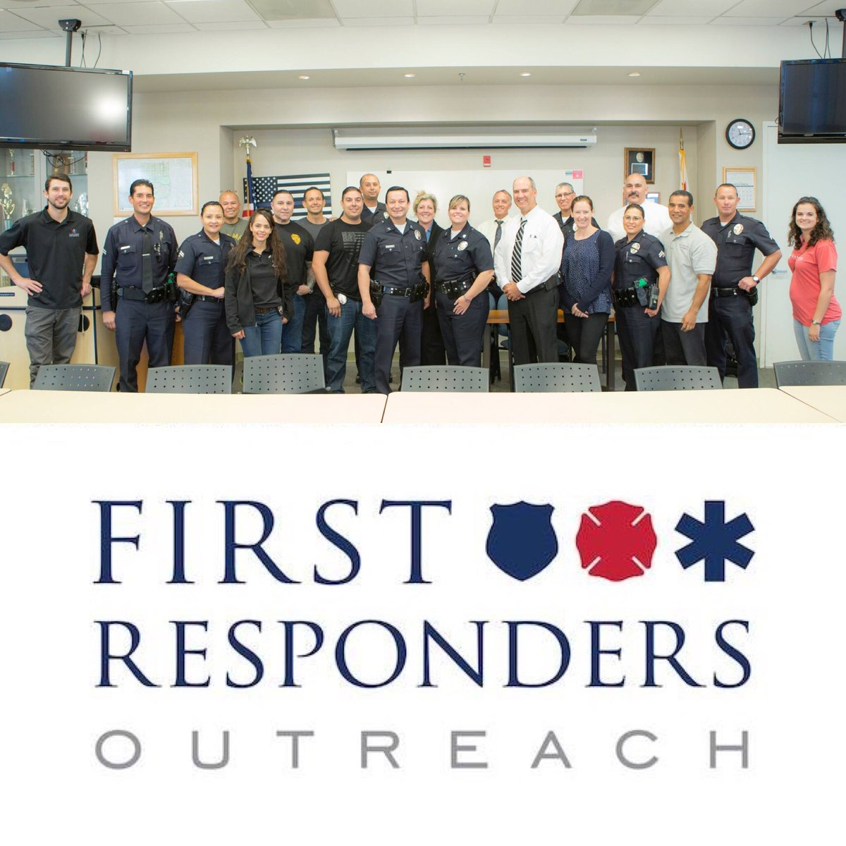 To learn more or to help support our #FirstResponders Outreach program, visit:  https://www. garysinisefoundation.org/programs/first -responders-outreach &nbsp; … <br>http://pic.twitter.com/eKuYNcAtba