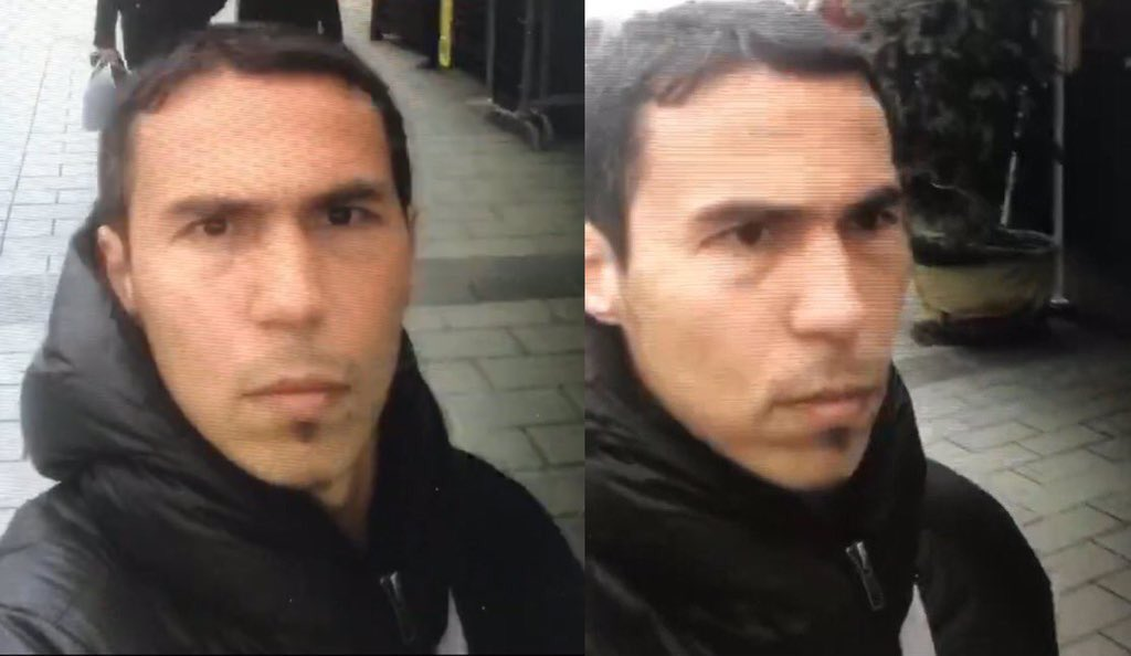 Le terroriste responsable de l&#39;#attentat du Nouvel An au #Reina à #Istanbul #Turquie interpellé par les autorités. <br>http://pic.twitter.com/CBFVt7eoyu
