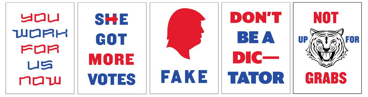 Working on some possible posters for upcoming marches. #resist https://t.co/CkzN7XWcVF