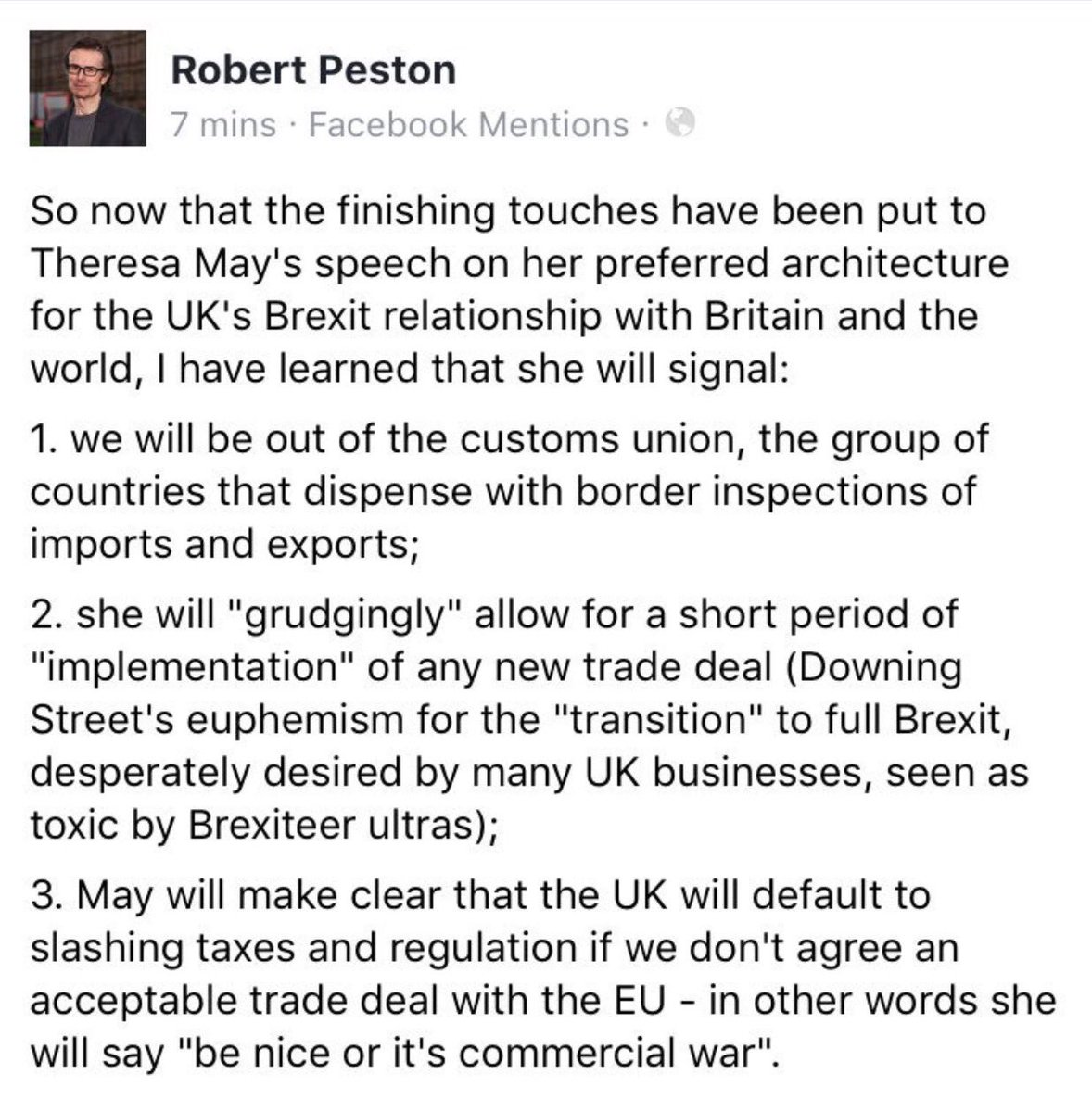 Point 3 is a threat to the British people as much as the EU-27. https://t.co/sQbnHVoRNx