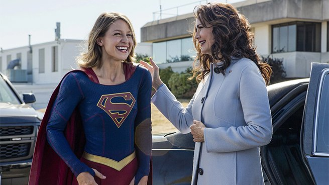 #Supergirl Director Offers Insight Into The Show's #WonderWoman Refere...
