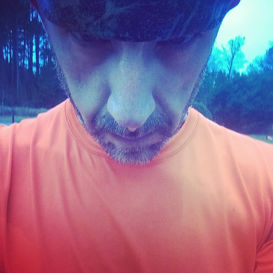 5 miles of dirt and sweat today. 5 says till the #frosty50k  #run #ultramarathon <br>http://pic.twitter.com/zf1PJPoEzF