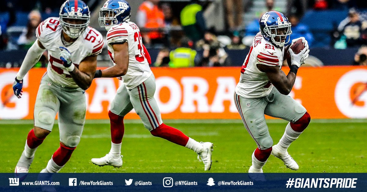 A list of the Top 5 takeaways from the #Giants defense this past season.  READ:  http:// bit.ly/2jpjr7c  &nbsp;  <br>http://pic.twitter.com/1HFDfnK1bs