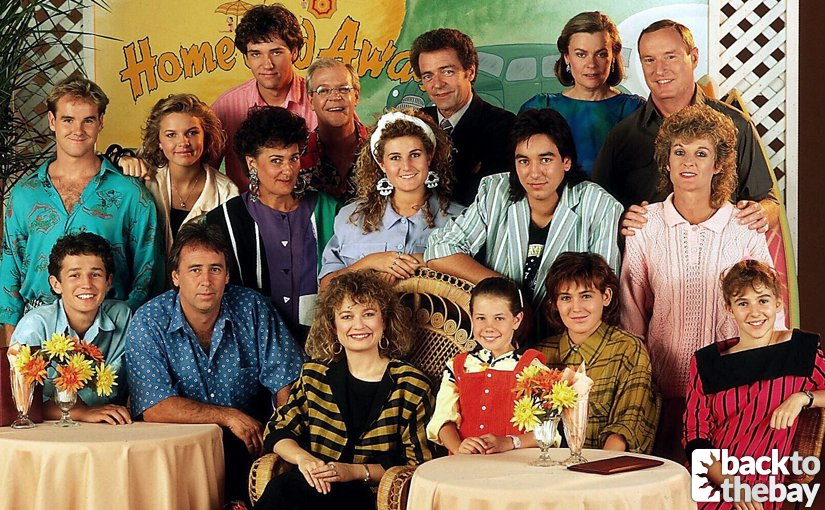 Happy Birthday #HomeandAway! 29 years ago today, the Pilot episode aired in Australia which saw the Fletcher family move to #SummerBay<br>http://pic.twitter.com/q7VSoXlpaI