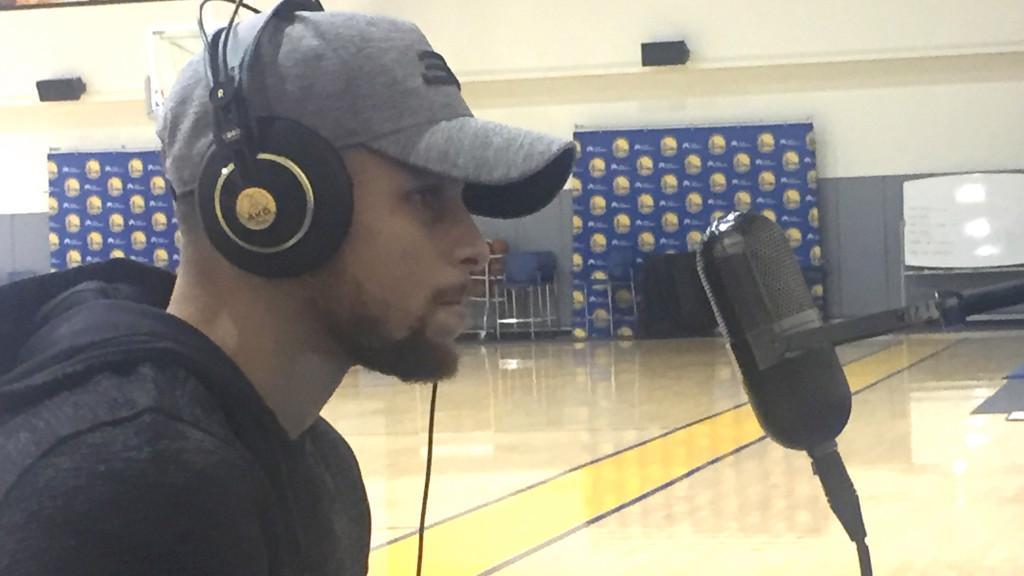 Steph Curry, could you fathom leaving the Warriors?