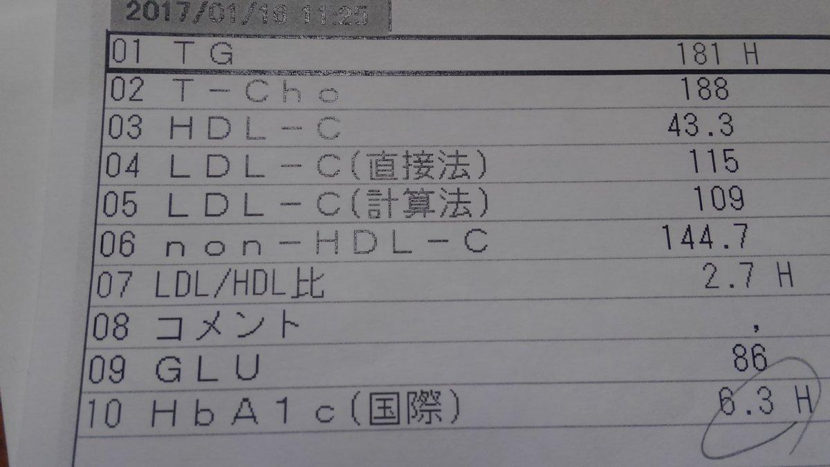 検査 コレステロール 精密 hdl Non 低い