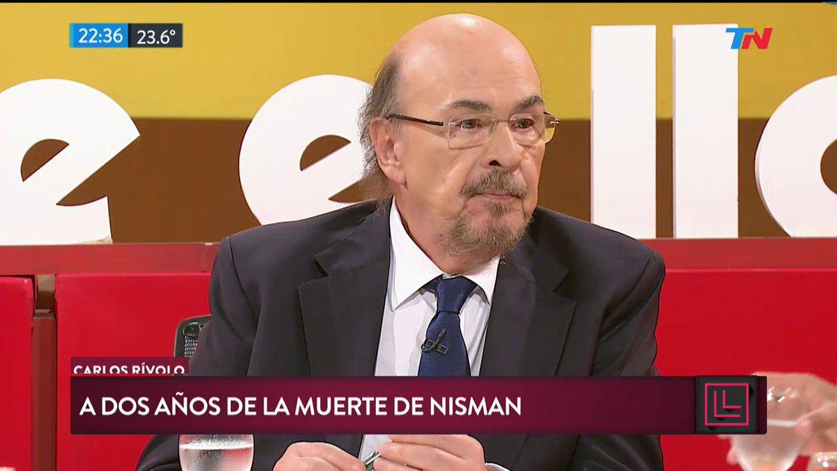 Sáenz: 'Estoy convencido que lo mataron a Nisman' https://t.co/lrDn2vL...