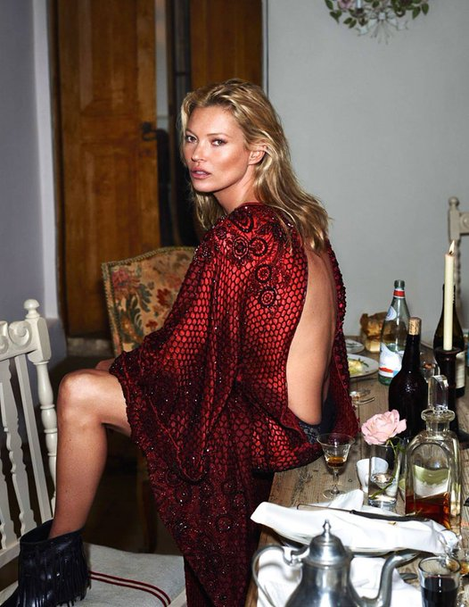 Wishing a very Happy Birthday to the lovely Kate Moss!!!