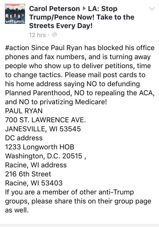 @SpeakerRyan can you explain this - you are a paid public servant! @ACLU   #TheResistance  #UniteBlue<br>http://pic.twitter.com/VA1UXKqhgM