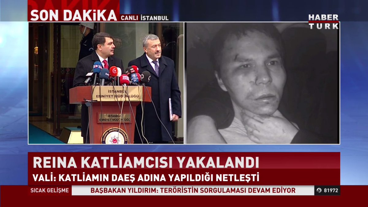 İstanbul Valisi Şahin: Teröristle birlikte 197 bin ABD doları ele geçi...