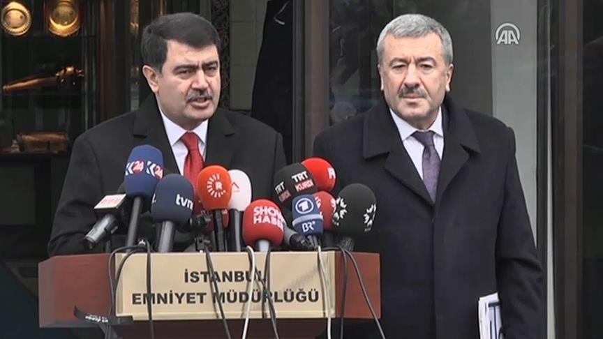 İstanbul Valisi Şahin: Saldırının DEAŞ adına yapıldığı net https://t.c...
