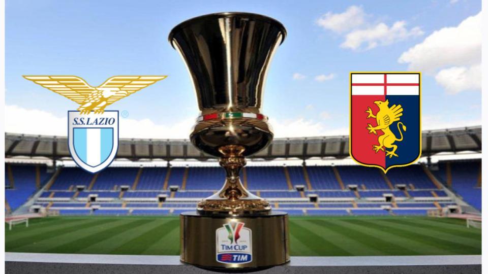 Coppa Italia: Lazio-Genoa 4-2, vittoria dalla panchina